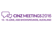 CINZ MEETINGS 2016