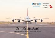 Moreton Hire Qantas Business Rewards